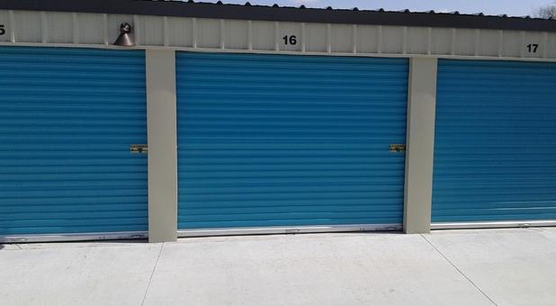 Storage Row