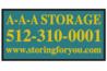 AAA Storage Self Storage Facility Logo