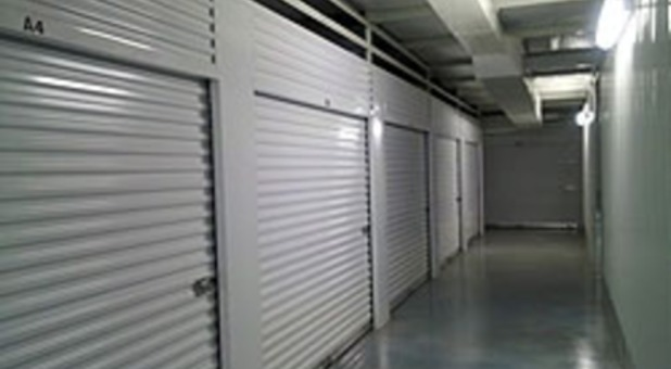 Interior Storage AAA Woodforest Self Storage