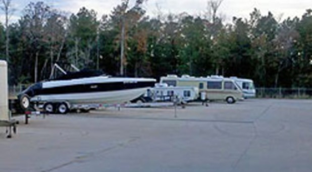 RV and Boat Storage- Woodforest