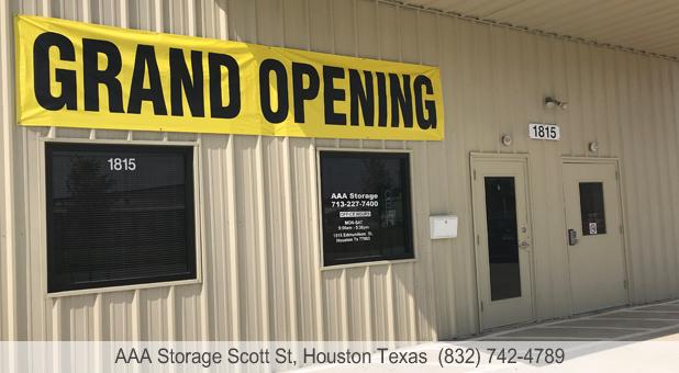 Eado Houston Tx Storage Units 77003 Aaa Storage