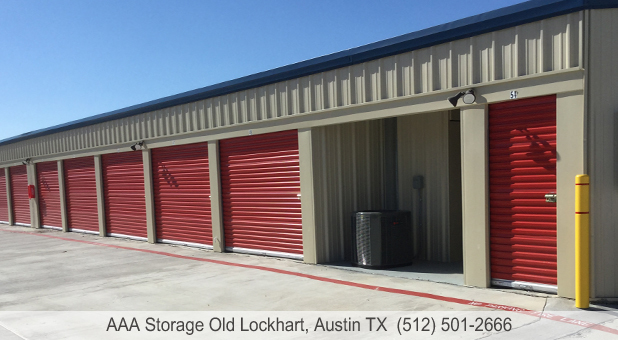 AAA Storage Old Lockhart Austin Texas best self storage in Austin