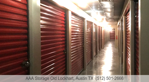 AAA Storage Old Lockhart Austin Texas Climate Controlled Units