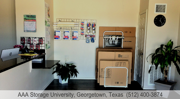 Storage Units In Georgetown Tx 78626 Aaa Storage