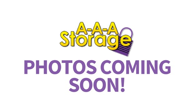 AAA Storage Nolanville Images Coming Soon Banner