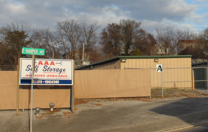 Modern state-of-the-art self storage facility