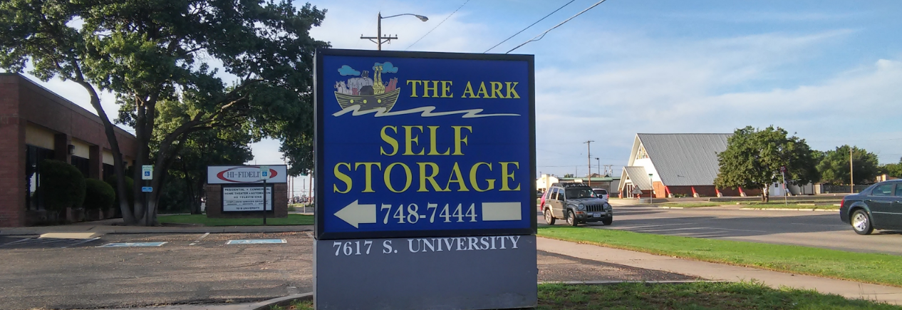 The Most Affordable Self Storage Option In The Lubbock Metro Area!
