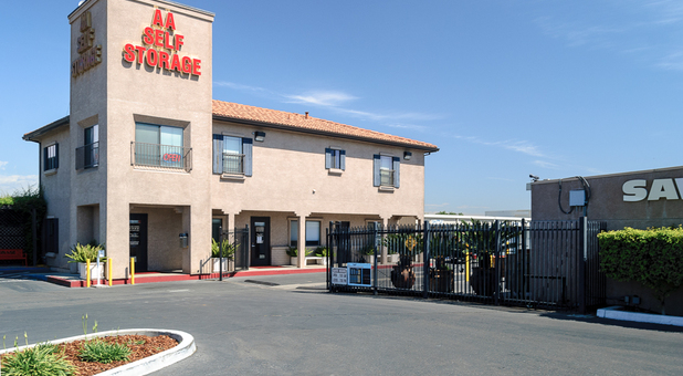 AA Self Storage Yuba City