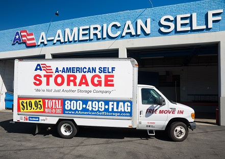 A-American Move-In Truck