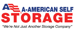 A-American Self Storage logo