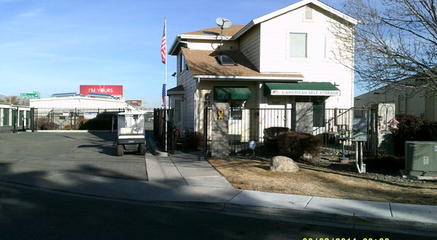Self Storage in Reno, NV