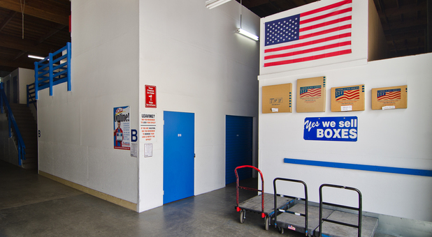 Santa Barbara Ca Storage Units 93103 A American Self