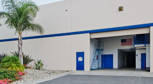 Santa Barbara Ca Storage Units 93103 A American Self