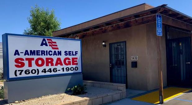 Your Storage Solutions At A-American Ridgecrest