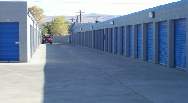 Self Storage Units Amp Solutions In Ridgecrest Ca A