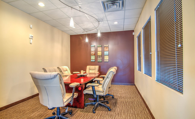 We have a conference room for your use