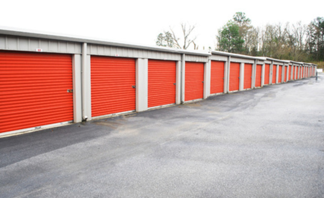 Outside storage