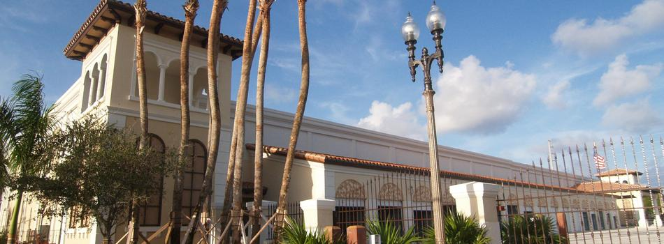 Superbe Affordable Downtown Boca Raton Self Storage. East Side; Another Front ...