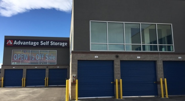 Advantage Self Storage - Arvada, CO, Located I-76 Westbound between Wadsworth & Sheridan