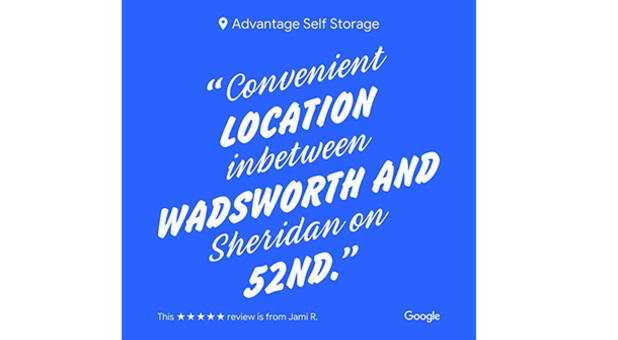 Support Advantage Self Storage - Arvada, CO With Your Reviews & Photos on Google.