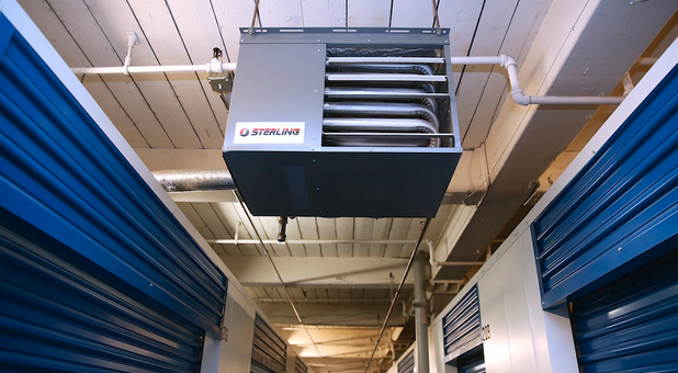 Indoor climate controlled units