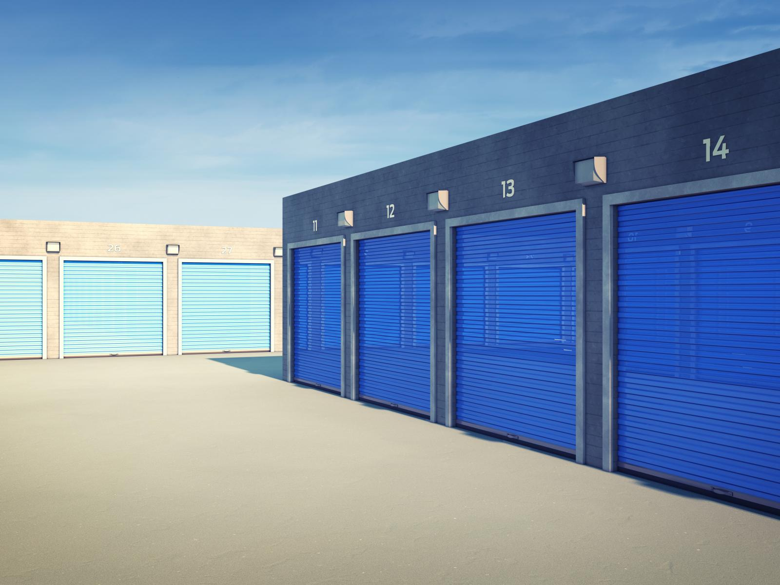 How AFS compares to other storage units in Omaha, like this one