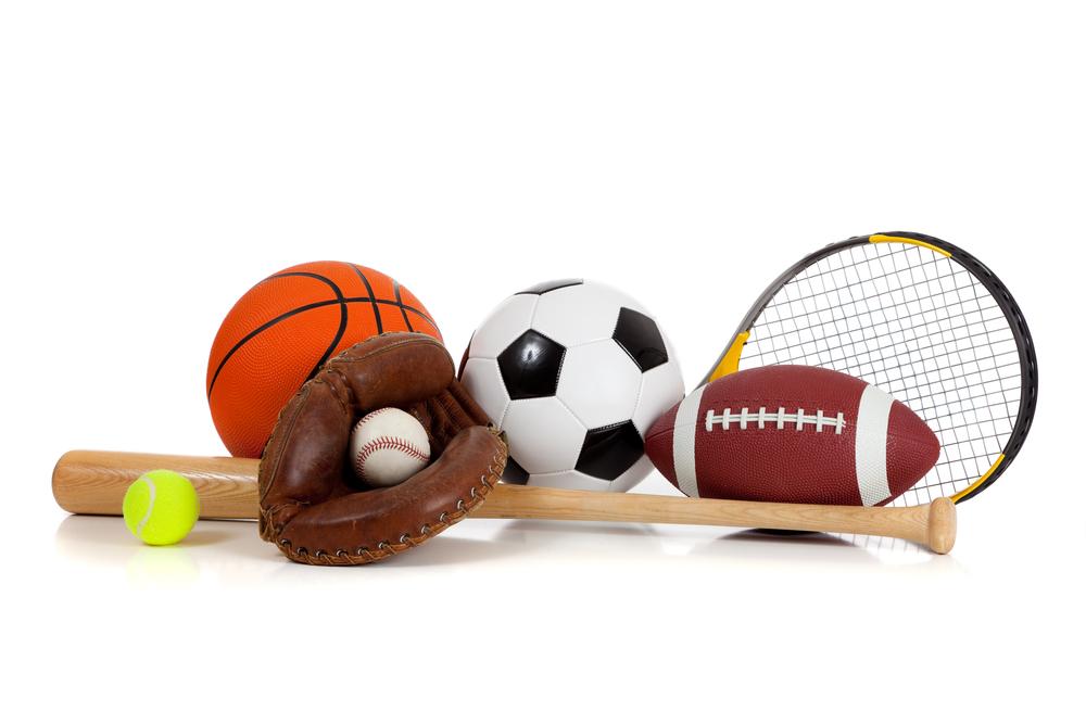 Athletic equipment needing storage solutions