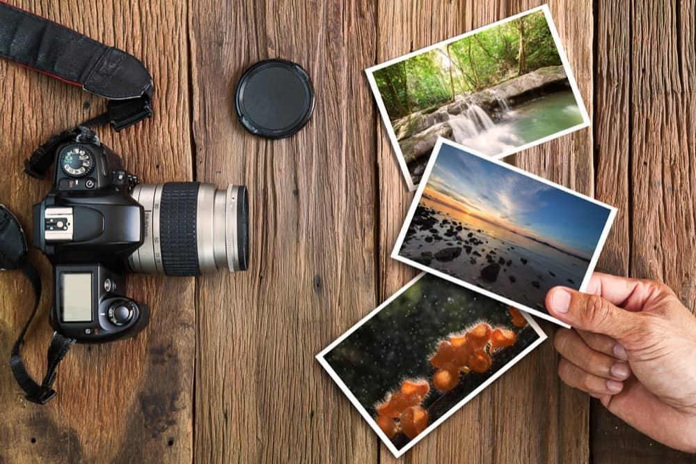 Photographs that need a storage solution