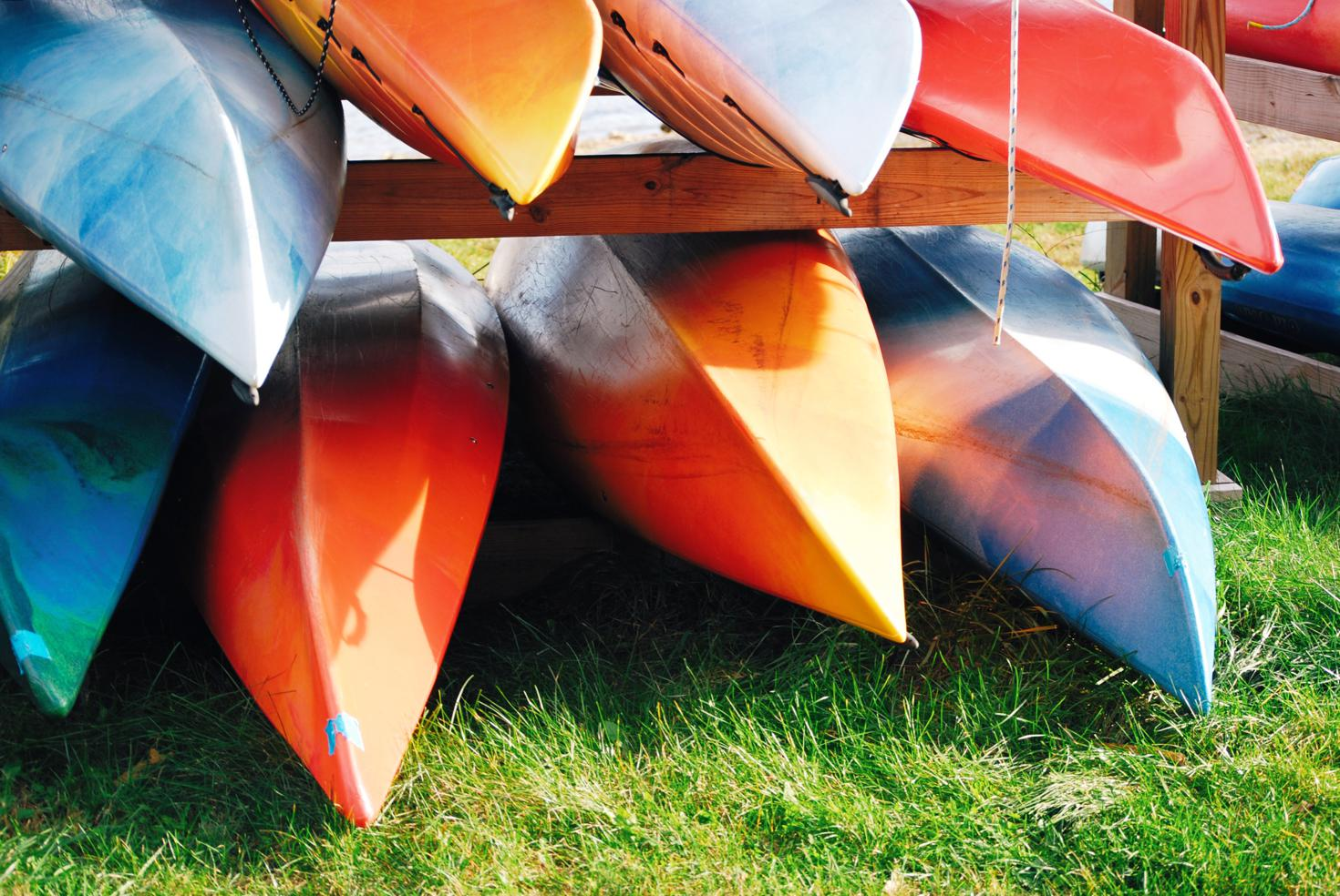 storing your personal boats at Affordable Family Storage