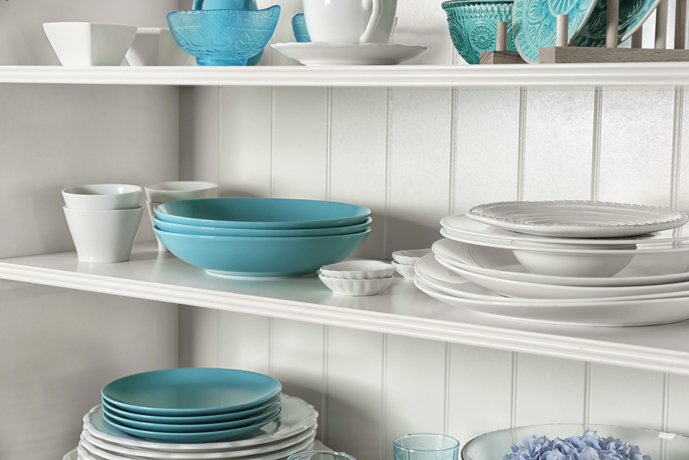 Affordable Family Storage Dishware