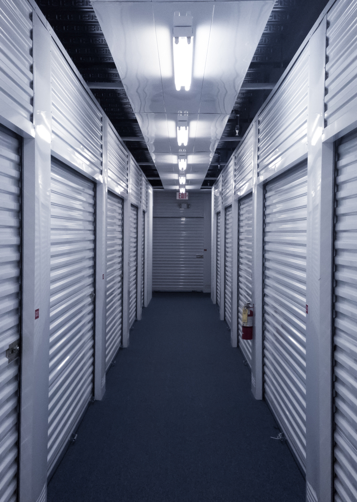 Storage unit in Topeka, Kansas