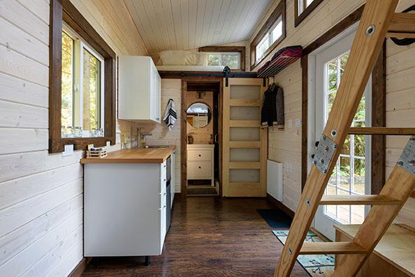 tiny home interior
