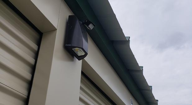 Motion Sensor Security Lighting!