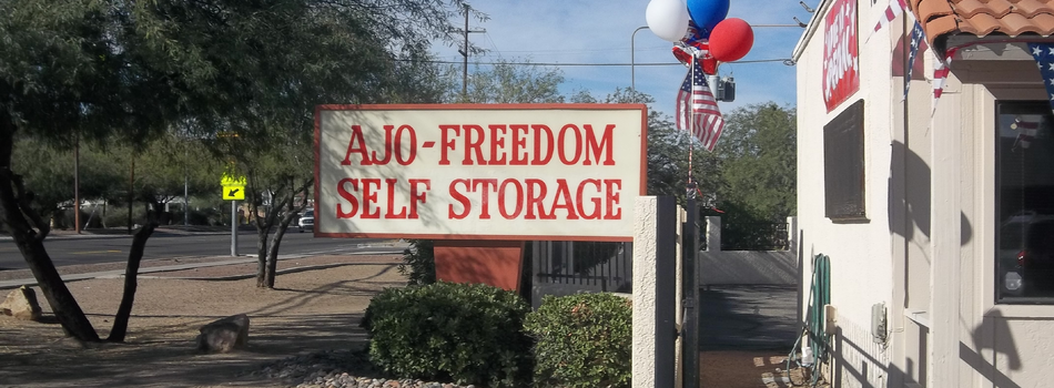Ajo Freedom Self Storage