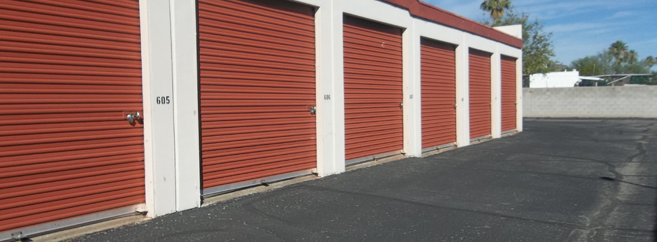 RESERVE A UNIT & Find Tucson Arizona Self Storage Near You | Ajo Freedom Self Storage