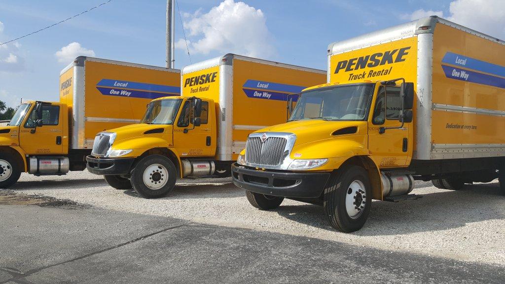 Penske Truck Rental Allied Storage