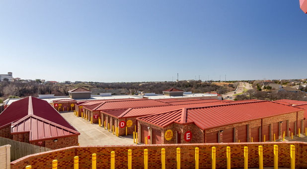storage facility fort worth tx