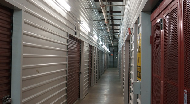 climate controlled storage units available