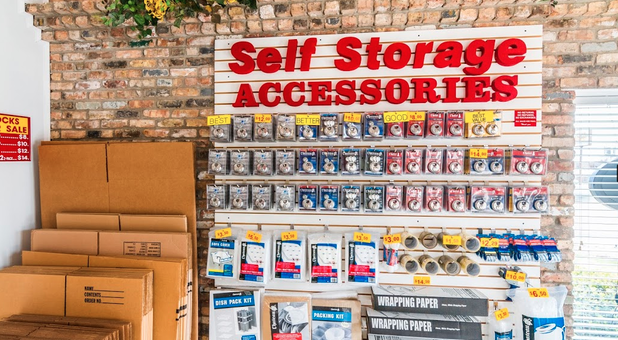 accessories for your self storage