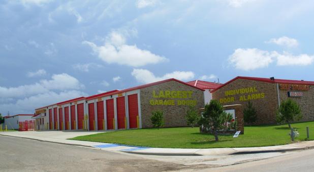 storage units in amarillo tx