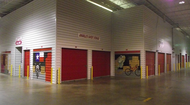 self storage in amarillo texas