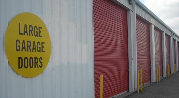 storage facility in amarillo tx