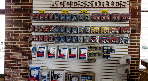 all storage accessories available for all your self storage needs