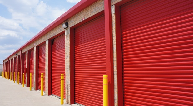 climate controlled and regular storage units