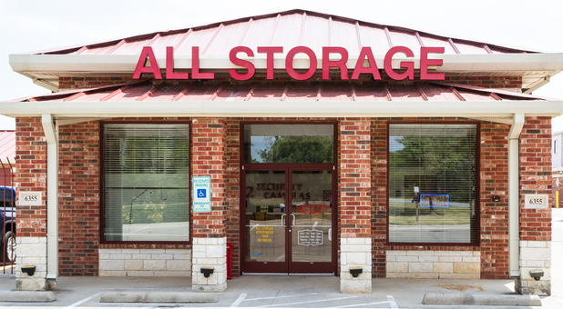 storage facility in fort worth tx