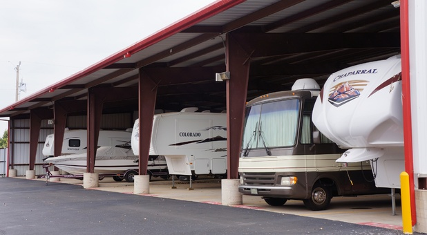 rv car and boat storage