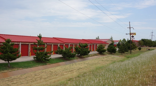 storage facility in yukon ok
