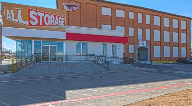 All Storage McCart Fot Worth, TX