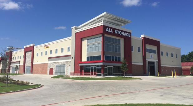 Self Storage Arlington, TX