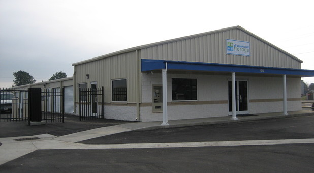 Edenton Self Storage Facility